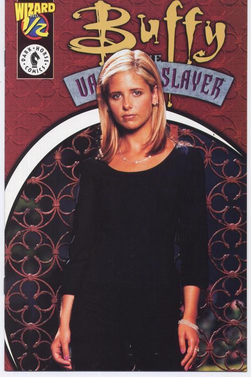 Buffy  wizard one half