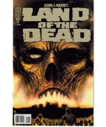 IDW Land Of The Dead Lot  #1 Reg plus Variant Edition G Romero - $5.95