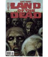 IDW Land Of The Dead Lot #5 Reg plus Variant Edition G Romero - $5.95