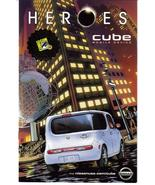 SDCC 09 Heroes Exclusive Cube Mobile Device Promo Preview - $9.95