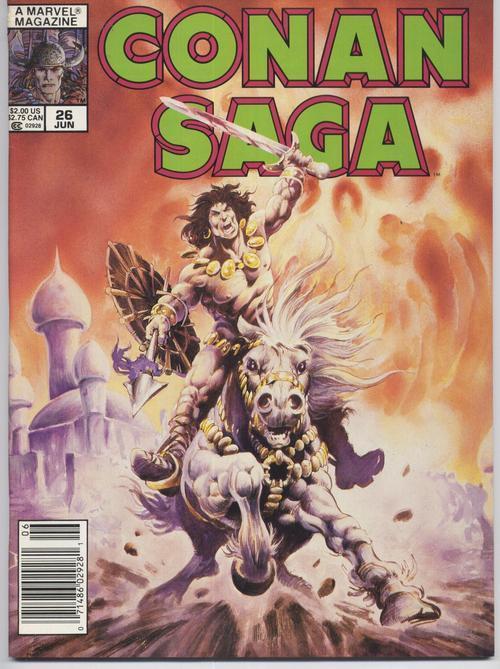 Conan saga  26