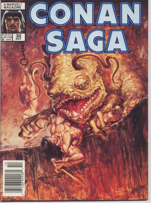 Conan saga  30