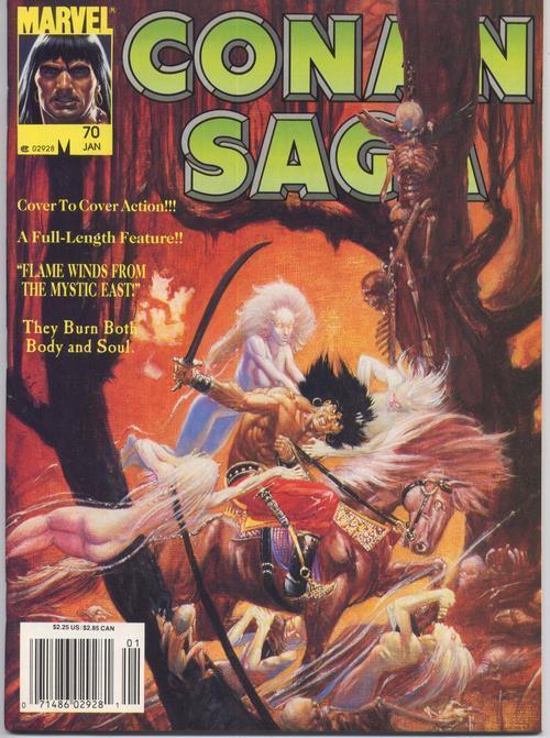 Conan saga  70