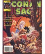 Conan Saga #70 VF Barbarian Cimmeria Stygia Warriors Action Adventure Ba... - $4.95