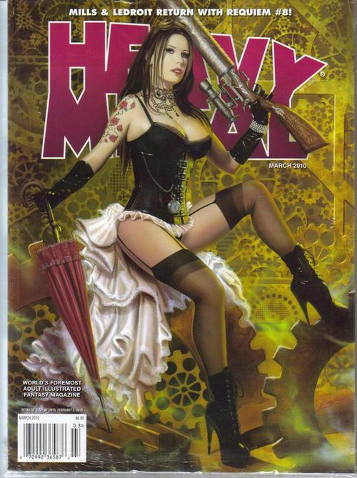 Heavy metal mar 2010