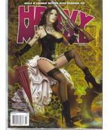 Heavy Metal Magazine Mar 2010 Mills Ledroit Requiem #8 - $7.96
