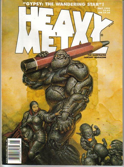 Heavy metal 95