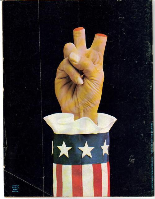 1973 Mad Magazine #158 The New Centurions Don Martin