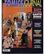 The Comics Journal #207 Garth Ennis Interview Bob Fingerman - $6.36