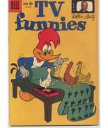 Dell 1959 Walter Lantz TV FUNNIES #263 VERY GOOD Plus - $10.95