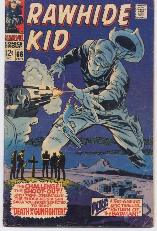 Rawhide kid  66