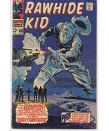 Marvel Rawhide Kid #66 Death of a Gunfighter Western Plains - $5.95