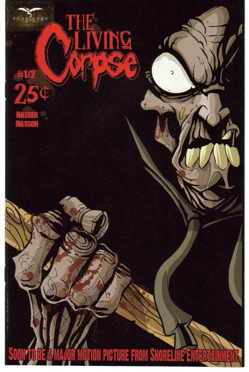 The living corpse 1 half