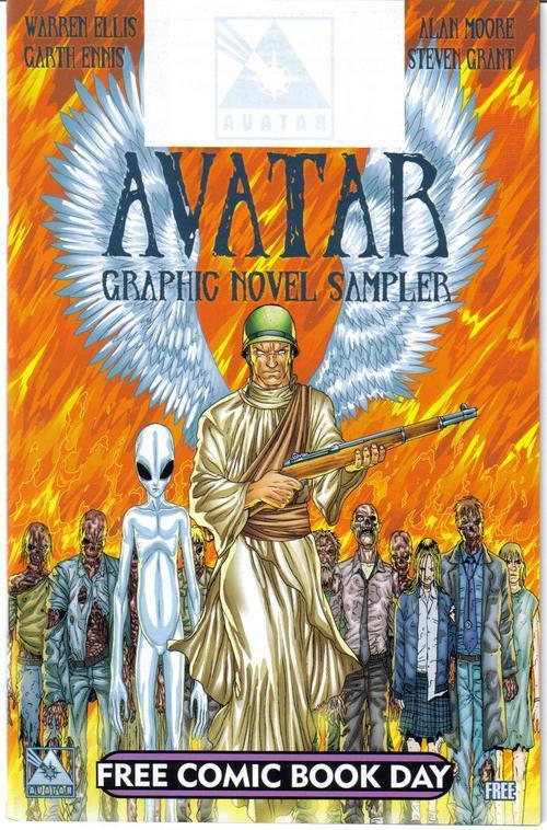 Avatar sampler