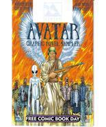 Avatar Graphic Novel Sampler Warren Ellis Garth Ennis  - $9.95