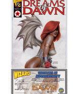 Wizard 1/2 Dreams Of Dawn VF/NM W/Certificate - $9.95