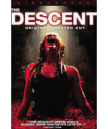The Descent (DVD, 2006, Unrated Edition, Widescreen) Horror Terror Creat... - $4.95