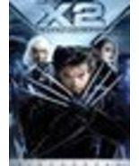 X2: X-Men United (DVD, 2003, Widescreen; 2-Disc Set) Wolverine Cyclops M... - $4.95