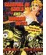 Carnival of Souls/Horror Hotel (DVD, 2000) Chris Lee C - $4.95