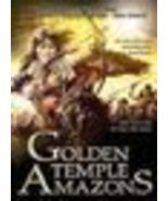 Golden Temple Amazons (2005, DVD) Jess Franco Lina Roma  - $14.95