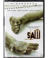 Saw (2005, DVD) Horror Jigsaw Terror Monster Torture - $9.95