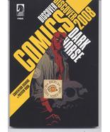 Comic Con 2008 Dark Horse Convention Preview Book Hellboy - $7.95