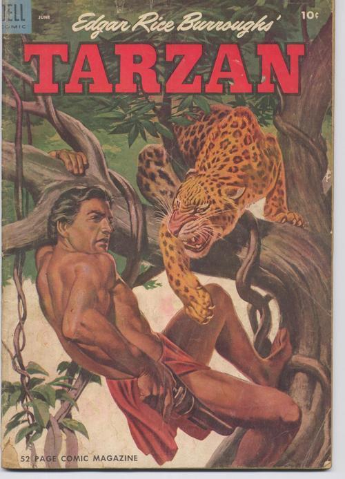 Tarzan  57