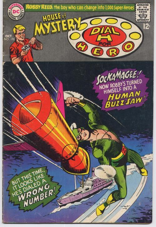 House of mystery  170