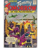 DC 1963 SHOWCASE #46 TOMMY TOMORROW Of The Planeteers Action Adventure - $9.95