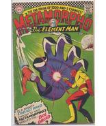 DC 1966 METAMORPHO #8 VERY GOOD Element Man Fab Freak Action Adventure - $9.95