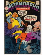 DC 1968 Metamorpho The Element Man #17 Final Issue - $8.95