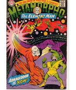 DC 1967 Metamorpho The Element Man #15 VG - $8.95