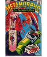 DC 1966 Metamorpho #7 Sharp VG Clean Copy Action Adventure - $9.95
