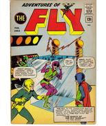 Adventures Of The Fly #24 Tommy Troy Fly Girl Giant Fly Archie Comics - $8.95