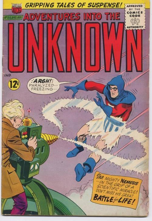 Adventures unknown   156