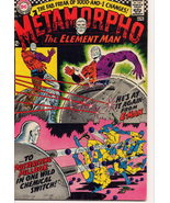 DC 1967 Metamorpho The Element Man #11 VG - $8.95