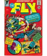 Archie Comics Adventures of the Fly #30 Tommy Troy Fly Girl The Comet  - $14.95
