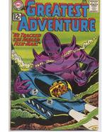 DC My Greatest Adventure #70 Sci Fi Horror Series We tracked The Fable F... - $14.95