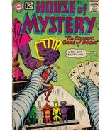 DC House Of Mystery #127 Cosmic Game Of Doom  SCI FI Horror - $7.95