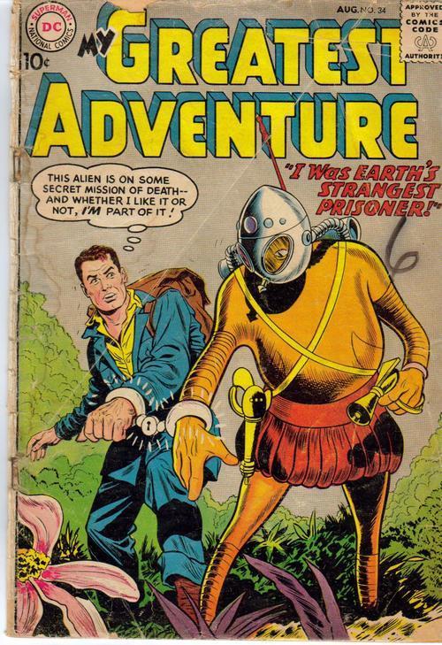 My greatest adventure  34