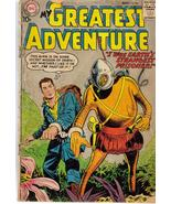 DC My Greatest Adventure #34 Sci Fi Horror I Was Earth's Strangest Prisoner - $9.95