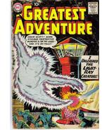 DC My Greatest Adventure #45 Sci Fi Horror The Light Ray Creature Monster  - $9.95