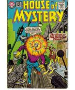 DC House Of Mystery #129  Sci-Fi Horror Monster The Man In The Nuclear Trap - $9.95