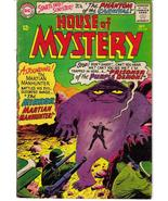 DC House Of Mystery #154  Sci-Fi The Mirror Martian Manhunter Purple Demon - $11.95