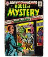 DC House Of Mystery #155 Sci-Fi Martian Manhunter DC Sci-Fi Horror Monster  - $5.95