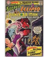 DC House Of Secrets #78 Eclipso Prince Ra-Man Horror - $9.95