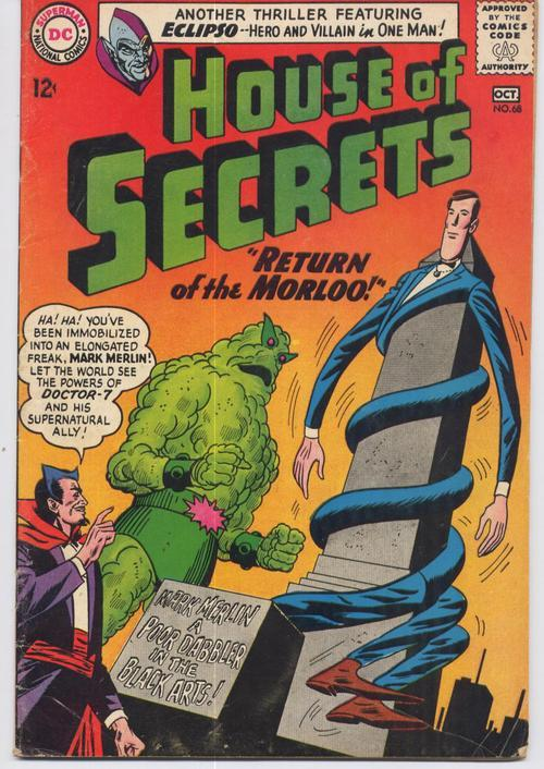 House of secrets  68