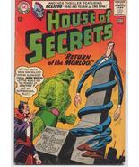 DC House Of Secrets #68 Eclipso Mark Merlin Return Of The Morloo Monster... - $10.95