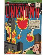 ACG 1964 ADVENTURES INTO THE UNKNOWN #151 Make Your Landing On Xanadu - $7.95