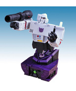 SDCC 09 Transformers G1 Animated Megatron Bust #320/750 - $84.96